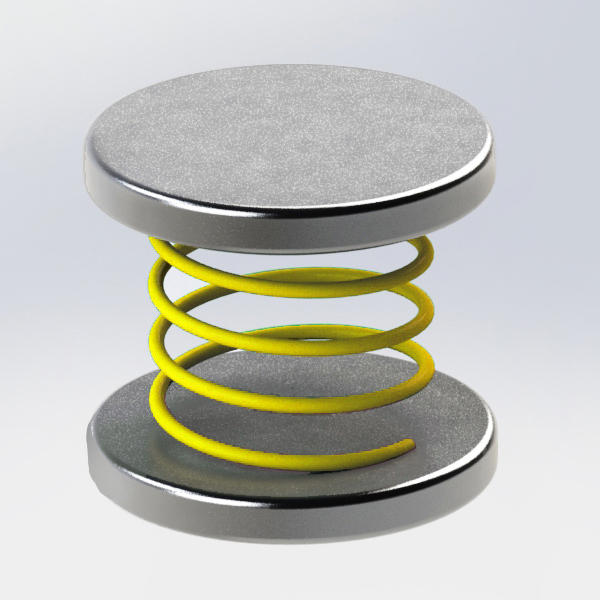 magnetic springs black personals Ceramic block magnets offer a lot of magnetic strength at an economical price we offer many sizes and grades suitable to a variety of manufacturing, hobby and craft applications listed below are some of our best-selling sizes of ceramic block magnets.